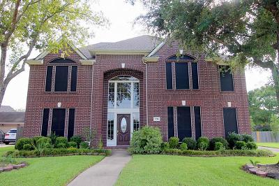 Sugar Land Single Family Home For Sale: 5710 Sapphire Bay Court