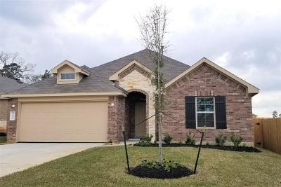 Conroe TX Single Family Home For Sale: $238,700