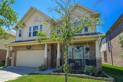 Brookshire Single Family Home For Sale: 9957 Spring Rock Lane