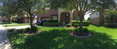 Rosenberg Single Family Home For Sale: 1311 Parker Bluff Lane