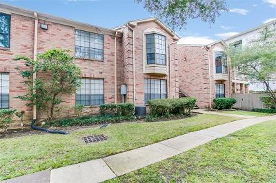 Houston Condo/Townhouse For Sale: 2255 Braeswood Park Drive #285