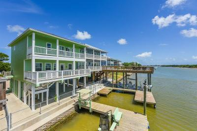 Matagorda Single Family Home For Sale: 223 Private Road 670