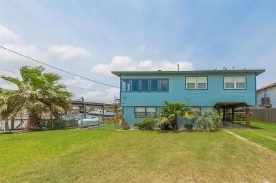 San Leon Single Family Home For Sale: 1232 Dick Bay Drive
