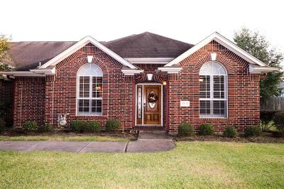 Friendswood Condo/Townhouse For Sale: 204 Clearview Avenue #A
