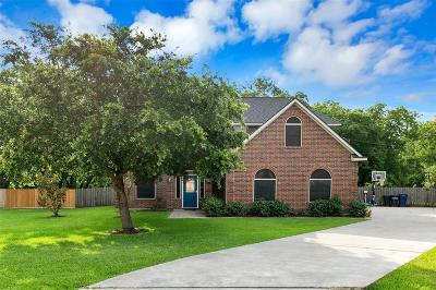 Baytown Single Family Home For Sale: 2219 Magnolia Bend