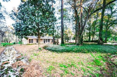 Single Family Home For Sale: 16606 Creeksouth Road
