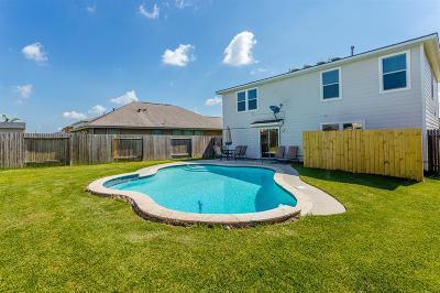 Baytown Single Family Home For Sale: 8403 Lemongrass Avenue