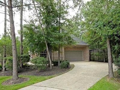 The Woodlands Single Family Home For Sale: 2 Prism Cove Place