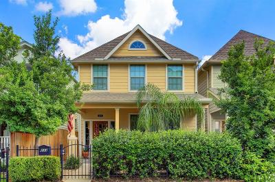 Houston Single Family Home For Sale: 233 W 26th Street
