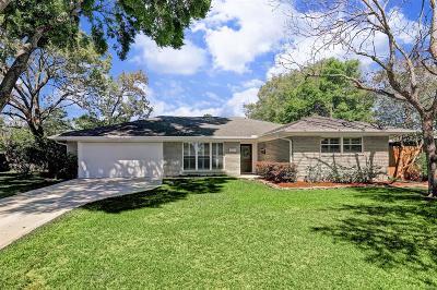 Houston Single Family Home For Sale: 5406 Sanford Road