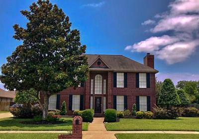 Deer Park Single Family Home For Sale: 2325 St Patrick Lane