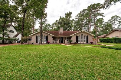 Kingwood Single Family Home For Sale: 2218 Lazy Grove Drive