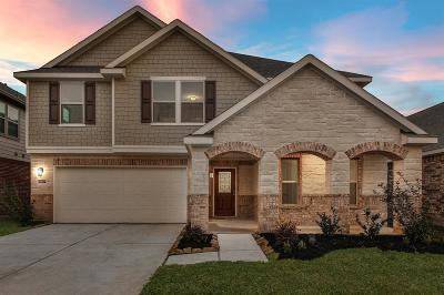 Pearland Single Family Home For Sale: 14114 Harmony Ridge Trail