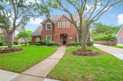 Sugar Land Single Family Home For Sale: 3507 Meadow Spring Drive