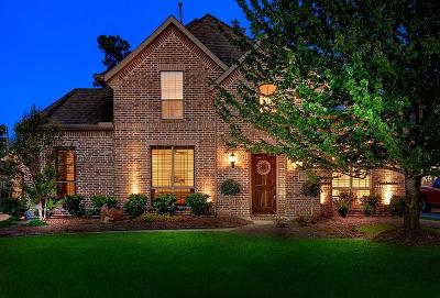 The Woodlands TX Single Family Home For Sale: $639,900