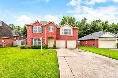 Single Family Home For Sale: 21611 Windsor Castle Drive