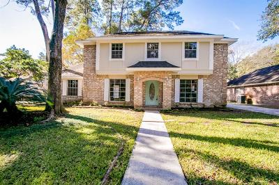 Spring Single Family Home For Sale: 25307 Old Carriage Lane