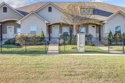 College Station Condo/Townhouse For Sale: 3811 Harvey Road