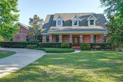 Montgomery Single Family Home For Sale: 7519 Millies Run Road
