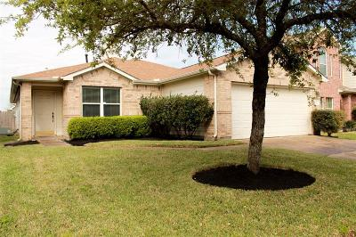 Fort Bend County Single Family Home For Sale: 3942 Teal Vista Court