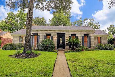 Houston Single Family Home For Sale: 5311 Jason Street
