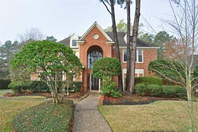 Kingwood Single Family Home For Sale: 1931 Tawny Oaks Drive