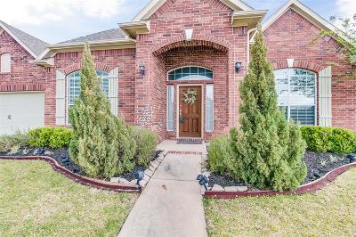 Spring Single Family Home For Sale: 3031 Clover Trace Drive