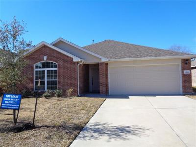 Katy Single Family Home For Sale: 2635 Leopard Court