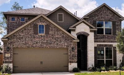 New Caney Single Family Home For Sale: 23486 Banks Mill