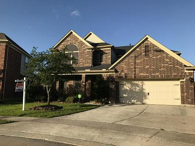 Cypress Single Family Home For Sale: 19006 Thatcher Hills Court