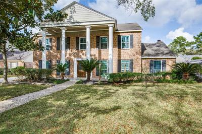 Houston Single Family Home For Sale: 14222 Broadgreen Drive