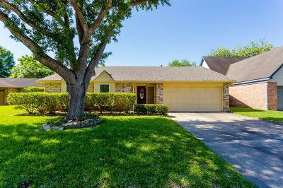 Fort Bend County Single Family Home For Sale: 3122 Mosby Drive