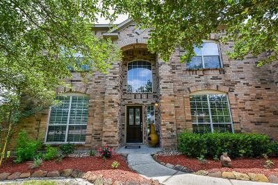 Tomball Single Family Home For Sale: 21615 Country Club Green Drive