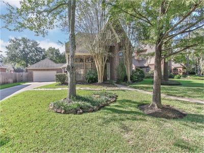 Single Family Home For Sale: 3503 Rolling Forest Drive