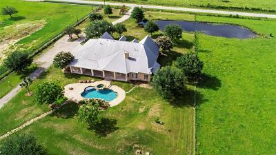 Katy Farm & Ranch For Sale: 26111 Beckendorff Road