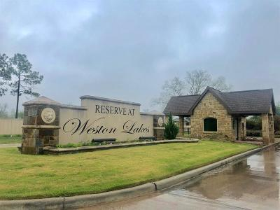 Fulshear Residential Lots & Land For Sale: 3607 Wellborn Drive
