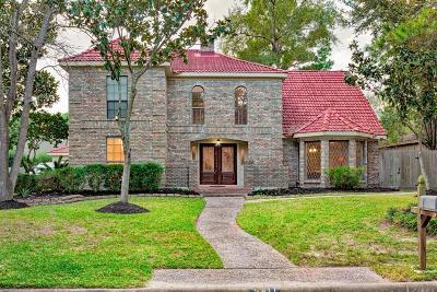 Kingwood Single Family Home For Sale: 5411 Sandy Grove Drive