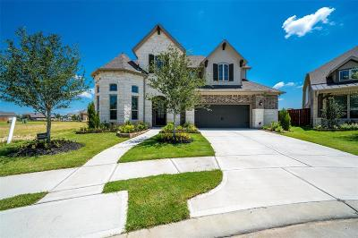 Cypress Single Family Home For Sale: 10706 Dawn River Court