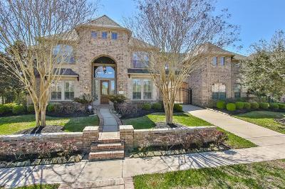 Cypress Single Family Home For Sale: 18607 N Thomas Shore Drive