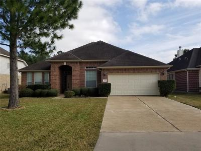 Houston Single Family Home For Sale: 7418 Heron Lakes Drive