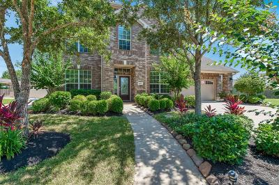 Sugar Land Single Family Home For Sale: 2427 Genesta Path