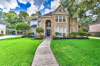 Kingwood Single Family Home For Sale: 1415 Lofty Maple Trail