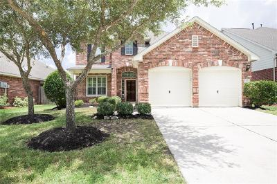 Pearland Single Family Home For Sale: 13013 Castlewind Lane