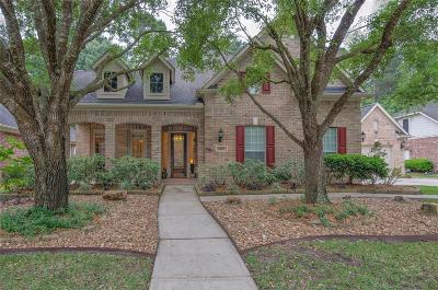 Kingwood Single Family Home For Sale: 7506 Water Wood Trail