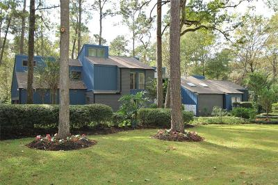 Kingwood Single Family Home For Sale: 2802 Kings Forest Drive