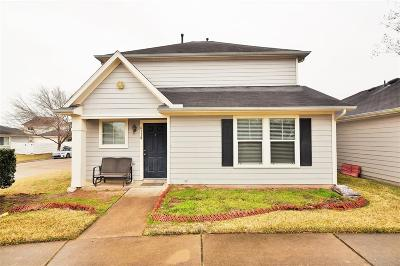 Katy Single Family Home For Sale: 6118 Lone Prairie Way