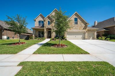 Richmond Single Family Home For Sale: 21302 Whistle Wood Dr
