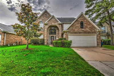 Humble Single Family Home Option Pending: 7723 Silver Lure Drive