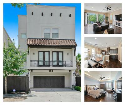 Houston Single Family Home For Sale: 311 Bethje Street