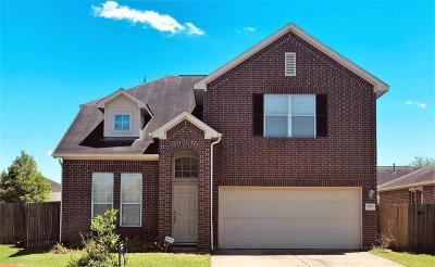 Houston Single Family Home For Sale: 2303 Weathersfield Trace Circle